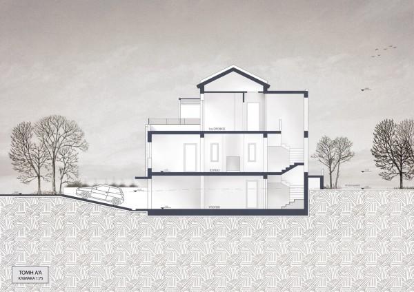 Κατοικία στο Γεράνι